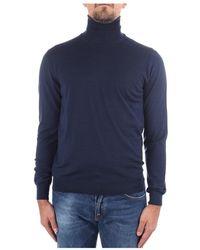 Drumohr Sweaters Man - Blauw