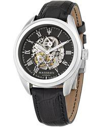 Maserati Watch R8871612001 - Grijs