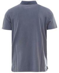 Ecoalf Polo Shirt - Bleu