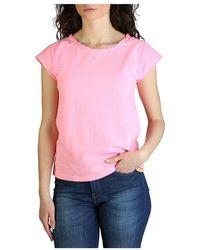 Yes-Zee T-shirt T207_s400 - Roze