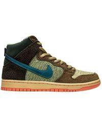 Nike Sb dunk high concepts turdunken - Multicolore
