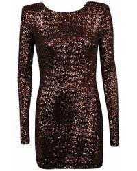 ANDAMANE Dress - Rouge