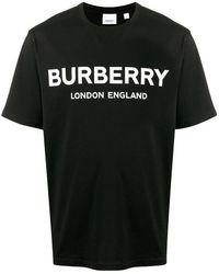 Burberry - T-shirt - Lyst