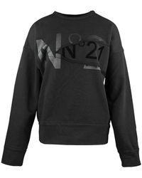 N°21 Sweat - Zwart