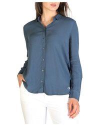 Tommy Hilfiger Shirt Xf0xf00531 - Blauw