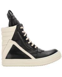 Rick Owens Sneakers Rp21s3894lpo - Zwart