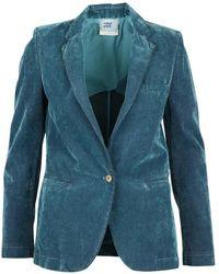 Forte Forte Jacket - Bleu