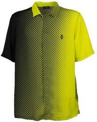 Marcelo Burlon Overhemd - Geel