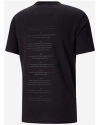 PUMA T-shirt Negro