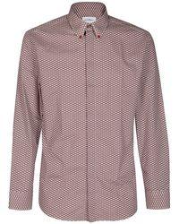 Ferragamo Shirt - Meerkleurig