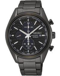 Seiko Watch UR - Ssc773P1 - Braun