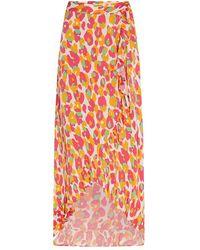 FABIENNE CHAPOT Maxi Skirt - Oranje