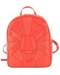 Class Roberto Cavalli Backpack - Orange