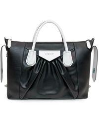 Givenchy Medium Antigona Soft Bag - Zwart