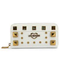 Love Moschino Jc5650pp0bko Wallet - Wit