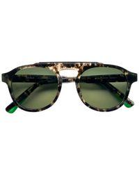 Etnia Barcelona Sunglasses BIG SUR hvgr - Braun