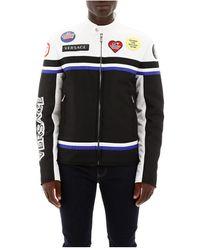 Versace Biker Jasje - Zwart