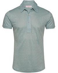 Orlebar Brown 'Sebastian' polo shirt - Grün
