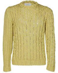 Ferragamo Sweater - Geel