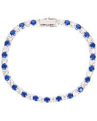 Swarovski Bracelet - Blauw