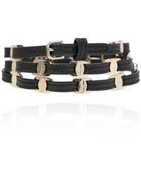 Ferragamo Armband - Zwart