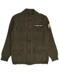 Mc2 Saint Barth Marshall Jacket - Groen