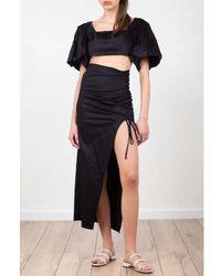 ACTUALEE Skirts - Nero