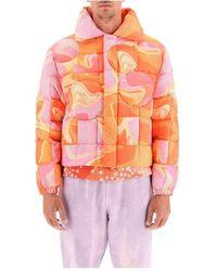 ERL Jacket - Arancione