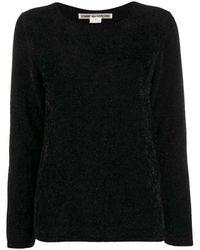 Comme des Garçons Comme Des Garcons Sweaters - Zwart
