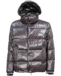 Emporio Armani Coat - Grijs