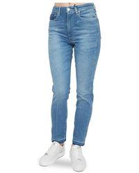 Guess 5 Tasche Jeans - Bleu