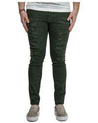 DSquared² Trash Skater Jeans - Groen