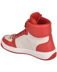 Elisabetta Franchi Sneakers Rojo