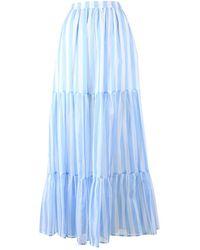 MSGM - Skirt - Lyst