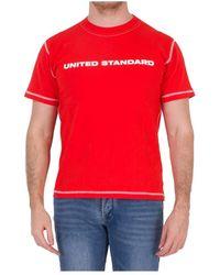United Standard - T-shirt - Lyst