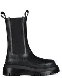 Bottega Veneta Chelsea Boots - Zwart