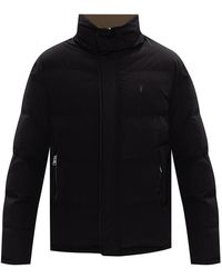 AllSaints Novern reversible jacket - Nero
