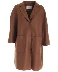 Herno Coat - Bruin
