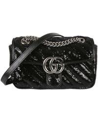 Gucci - Handtas GG Marmont 2 - Lyst