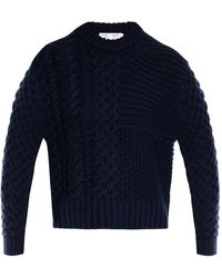 Proenza Schouler Rib-knit Sweater - Blauw