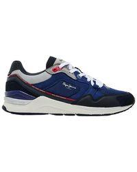 Pepe Jeans X20 Sneakers - Blauw