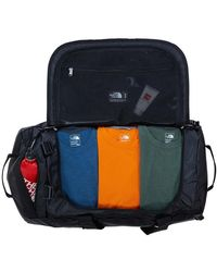 The North Face Duffel Bag Base Camp M Negro