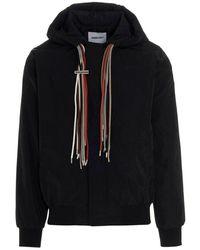 Ambush Bmeb001s21fab00110101010 Outerwear Jacket - Zwart
