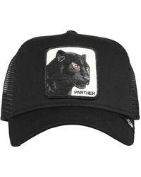 Goorin Bros Cap Panther - Zwart