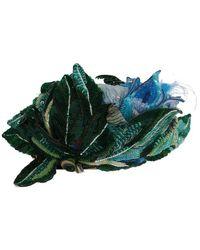 Dolce & Gabbana Fascia per capelli - Blu