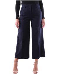 Eleventy 980pa0165 Trousers - Blauw