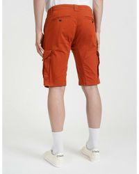 C.P. Company Bermuda shorts Naranja