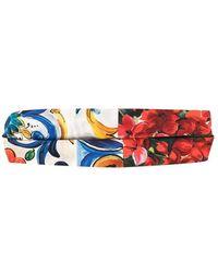 Dolce & Gabbana Haarband - Rood