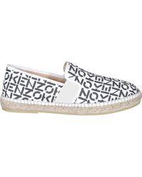 KENZO Flat Shoes - Wit