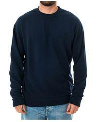 Kangol Civic Sweatshirt Ka120102.105 - Blauw